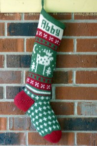 Abby Stocking Blog