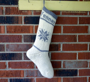 Fenner Stocking Front