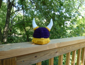 Zach Viking Hat