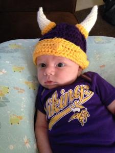 Zach Vikings Hat