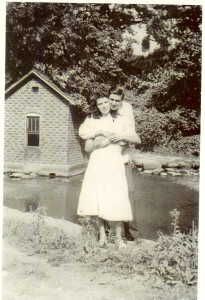 Mamaw and Papaw, 1949