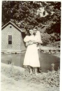 Mamaw and Papaw, 1949