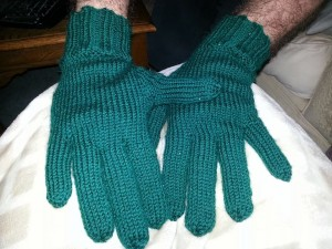 Hubby's Gloves