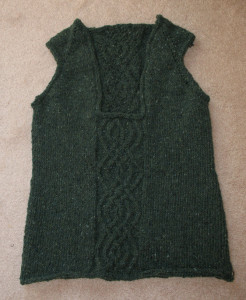 Bramblewood Vest