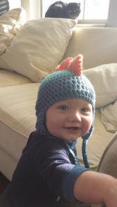 Baby Rawr Hat