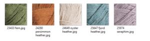 Knitterati Colors