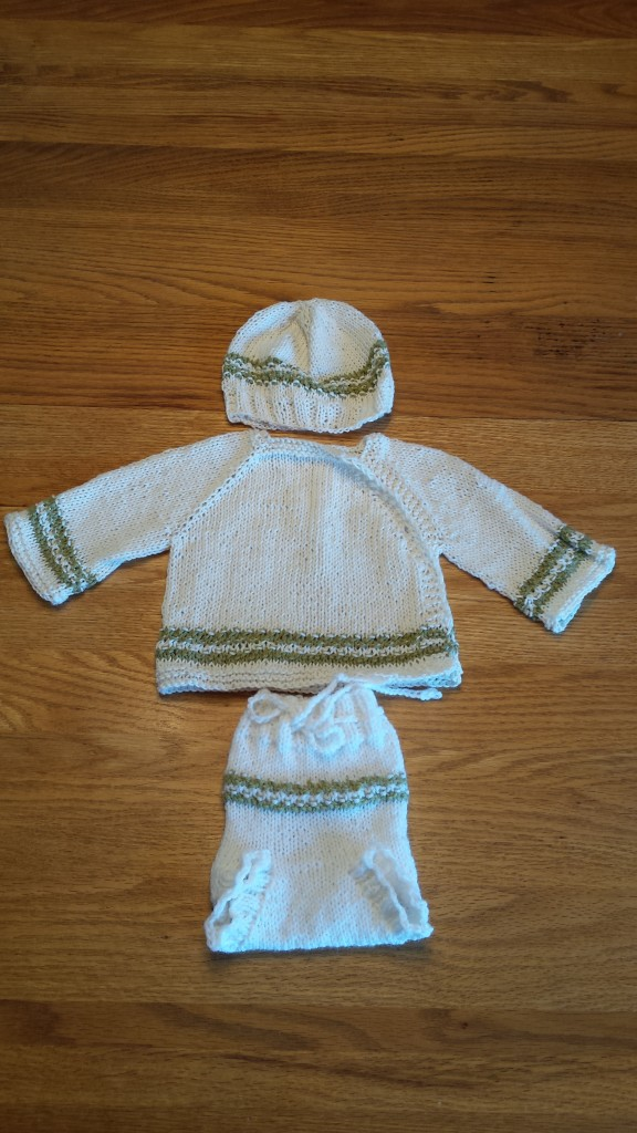Layette Set for Baby Lollypop