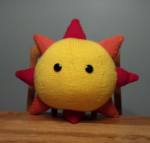 Sunshine plushy